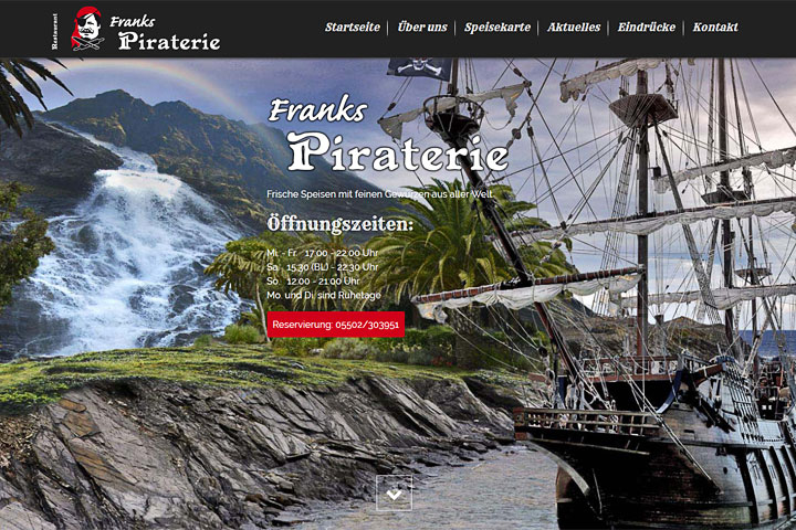 Franks Piraterie