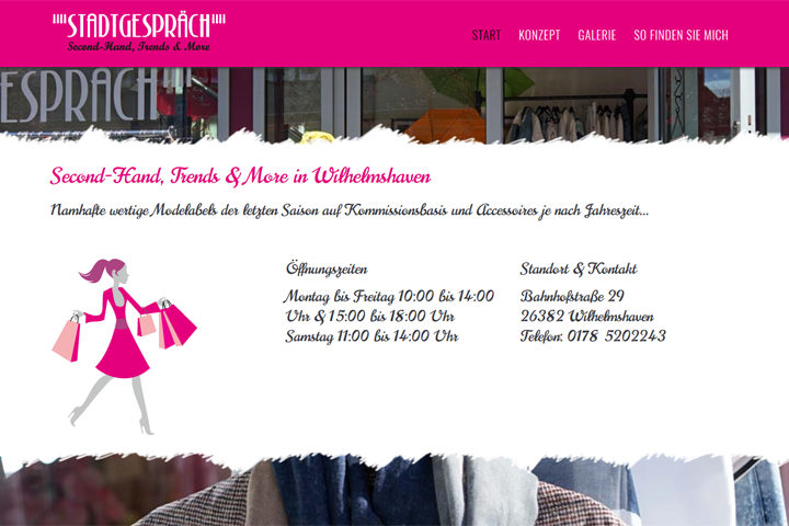 Second-Hand, Trends & More in Wilhelmshaven