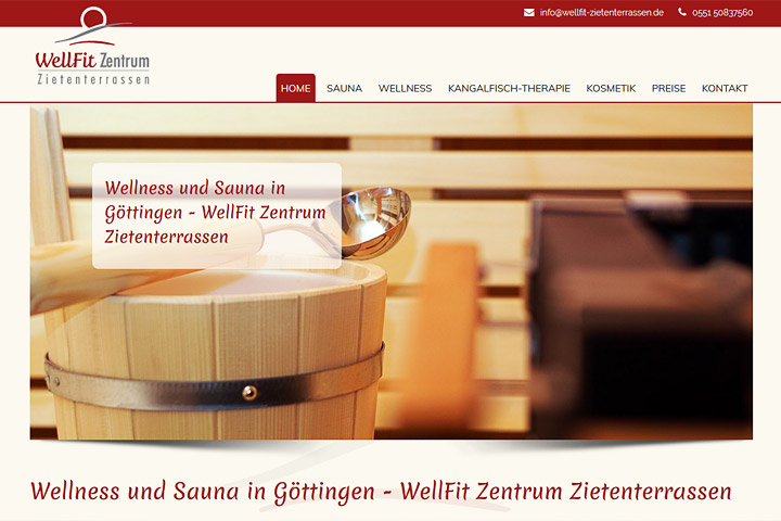 WellFit Zentrum Zietenterrassen in Göttingen